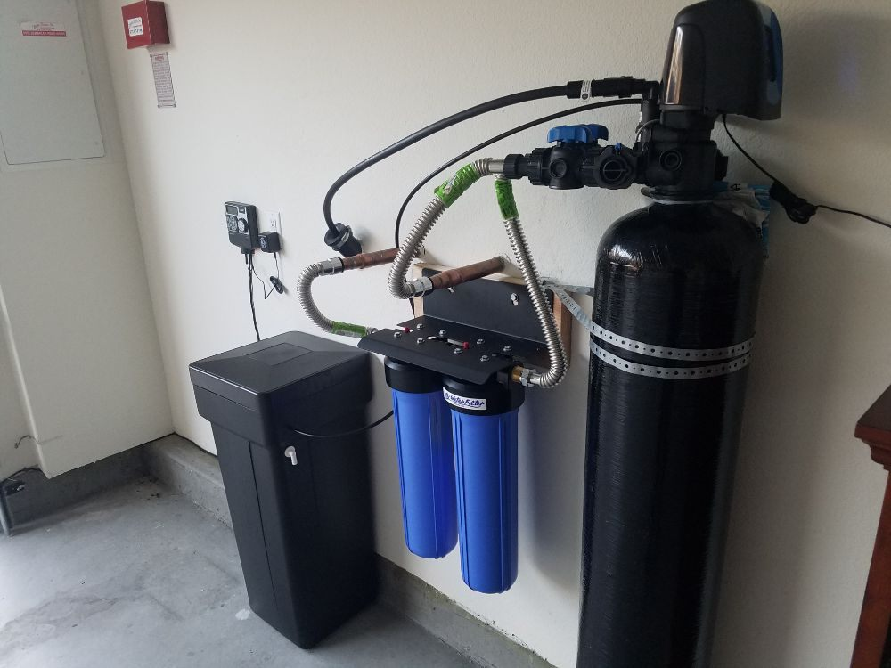 Softener + Whole House Filters 2 | City Water Filter Corp.